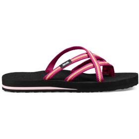 Teva Olowahu Sandals Women lindi boysenberry